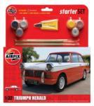 Airfix Triumph Herald 1/32 AF55201