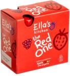 Ella's Kitchen Bio piros gyümölcsös püré multipack - 450g