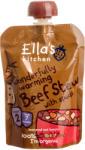 Ella's Kitchen Bio marhapörkölt krumplival és zöldségekkel - 130g