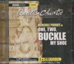 Bbc Worldwide Ltd Agatha Christie: One, Two, Buckle My Shoe - Audio Book CD