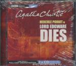 Bbc Worldwide Ltd Agatha Christie: Hercule Poirot in Lord Edgware Dies - Audio Book (2 CD)