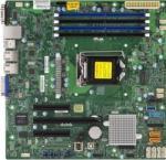 Supermicro MBD-X11SSL-F Placa de baza