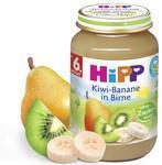 HiPP Kiwi-banán körtével 6 hónapos kortól - 90g