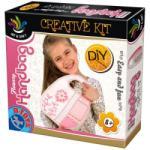 D-Toys Kreatív játék, táska készítő készlet, Virágos (5947502868576)