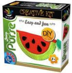 D-Toys Kreatív játék, pénztárca készítő készlet, Dínye (5947502868590)