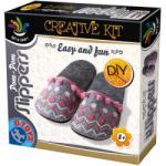 D-Toys Kreatív játék, papucs készítő készlet (5947502868620)