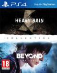 Sony Collection: Beyond Two Souls + Heavy Rain (PS4) Játékprogram