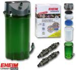 EHEIM Classic 250 - biotöltettel, dupla csappal (2213050)