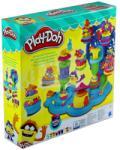 Hasbro Play-Doh: Cupcake Celebration - Sütemények ünnepe gyurmakészlet (B1855)
