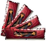 G.SKILL 16GB (4x4GB) DDR4 3000MHz F4-3000C15Q-16GRR