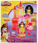 Hasbro Play-Doh - Disney Hercegnők: Belle kastélya gyurmakészlet (A7397)