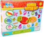 Kid's Toys Kid's Dough: Számkivágó gyurmakészlet