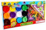 Kid's Toys Kid's Dough - Színes gyurmakészlet eszközökkel