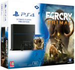 Sony PlayStation 4 Jet Black 1TB (PS4 1TB) + Far Cry Primal Console