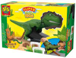 SES Creative T-rex gyurmaszett