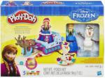 Hasbro Play-Doh - Disney Jégvarázs: Anna és a varázsszán gyurmakészlet (B1860)