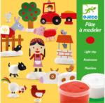 DJECO Farm gyurmakészlet