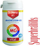 Dr. Herz Magnézium-B6 Komplex Kapszula (60db)