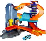 Mattel Hot Wheels - Klasszikus városi játékszett