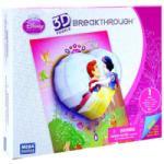 Mega puzzles Disney Hófehérke 3D puzzle - 125 darabos