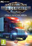 Excalibur American Truck Simulator California (PC) Játékprogram