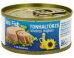 Sea Fish Tonhaltörzs növényi olajban (80g)