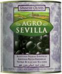 AGRO SEVILLA Magozott Fekete Olívabogyó (75g)