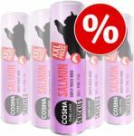 Cosma 5 x 25 g Cosma snackies XXL macskasnack tonhallal csomagban