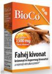 BioCo Fahéj kivonat tabletta - 60db (1500mg)