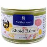 Motherlove Rhoid Balm aranyér ápoló és regeneráló krém 30ml