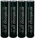 Panasonic AAA Eneloop Pro 900mAh (4) Baterie reincarcabila