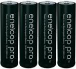 Panasonic AA eneloop pro 2450mAh (4) BK-3HCCE/4BE Baterie reincarcabila