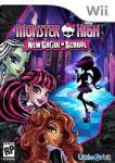 Little Orbit Monster High New Ghoul in School (Wii) Software - jocuri