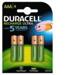 Duracell AAA 750mAh (4) Baterie reincarcabila