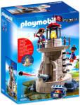 Playmobil Pirates - Katonai őrtorony tűzfénnyel (6680)