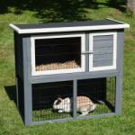 zooplus Exclusive Outback Kompakt - Cusca cu tarc pentru iepuri