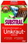 Substral (Scotts) Substral 2 in 1 Gyeptrágya gyomirtóval (40 m2) - kerteszkedj