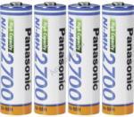 Panasonic AA 2700mAh (4) BK-3HGAE/4BE Baterie reincarcabila