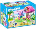 Playmobil Fairies - Tavi pille unikornis-menedéke (6055)