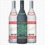 STOLICHNAYA Vodka Night Edition (0.7L)