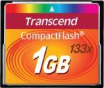 Transcend CompactFlash 1GB 133x (CF) (TS1GCF133)
