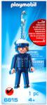 Playmobil A rend őre vigyáz rád! - kulcstartó (6615)