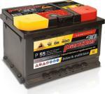 Panther-Batterien Black Edition 55Ah 480A
