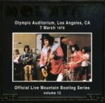 Mountain Olympic Auditorium, Los Angeles, CA, 7.3. 1970