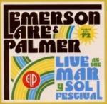 Emerson, Lake & Palmer Live at Mar y Sol Festival - livingmusic - 64,99 RON