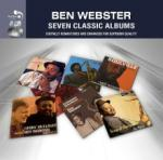 Ben Webster 7 Classic Albums
