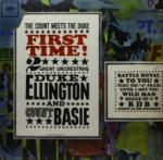 Duke Ellington & Count Basie: First Time! The Count Meets The Duke