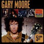 Gary Moore 5 Album Set