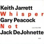 Keith Jarrett Whisper Not - Live