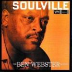 Ben Webster Soulville - livingmusic - 54,99 RON